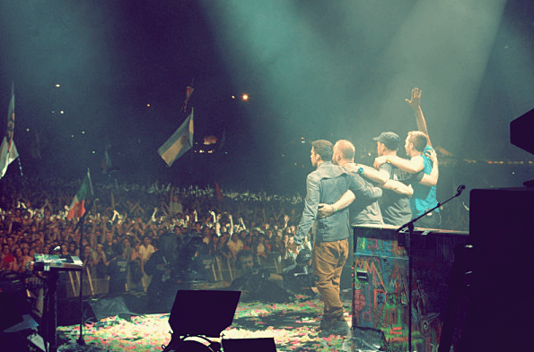 Coldplay (2/4)