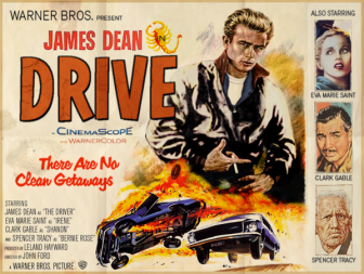 """Drive"" What If... Poster © 2012 by Peter Stults"