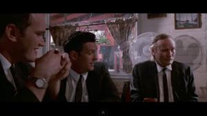 Quentin Tarantino: Suit up!