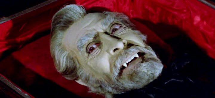 Terror bizarro Dracula cañi