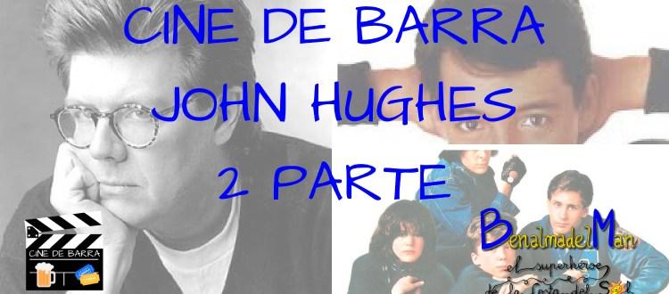 cine de barra - 1x03 John Hughes Todo en un día el club de los cinco