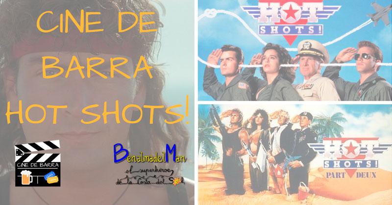 cine de barra 1x04 - Hot Shots