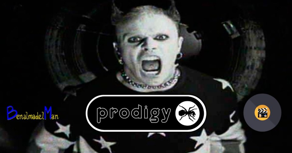 Vinilo de barra - The Prodigy Tributo a Keith Flint - blog