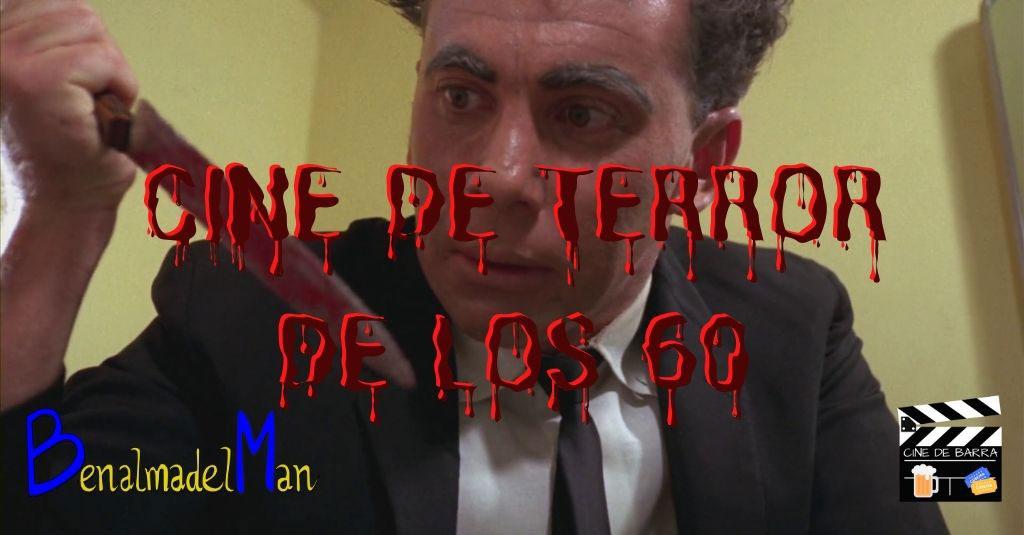 cine de terror de los años 60