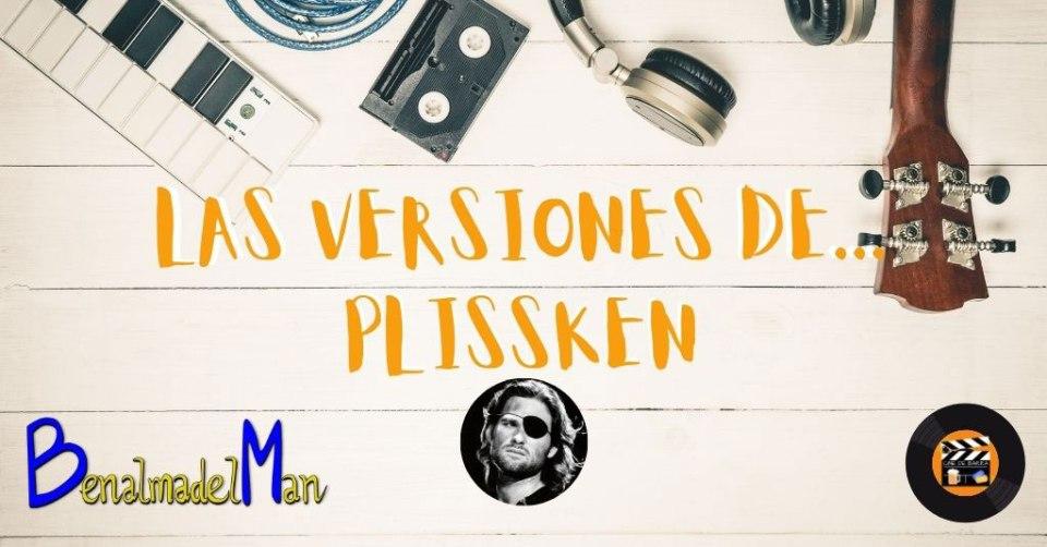 Vinilo de barra - Las versiones de Plissken