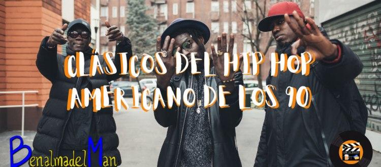 clásicos del hip hop americano de los 90