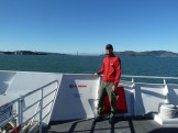 Golden Gate Bridge & Alcatraz