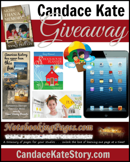 candace kate giveaway