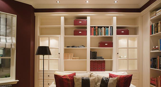 Benard Dienstverlening| Boekenkasten op maat