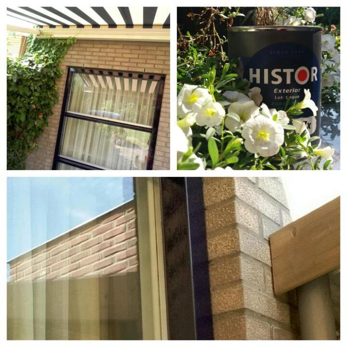 Schilderwerk | project Houten | Benard Dienstverlening | opgeleverde projecten