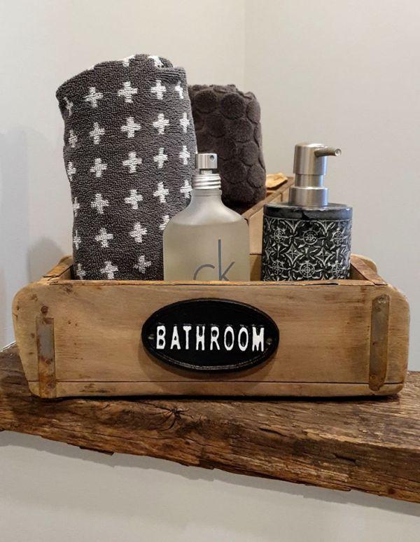 Steenmal Bathroom - Leuk voor in de badkamer