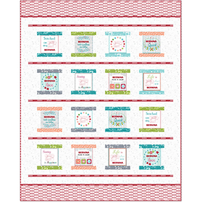 Sew Wordy - Bernina