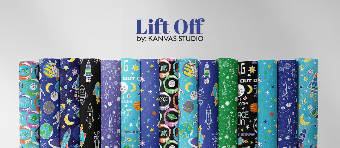 Lift Off by Kanvas Studio