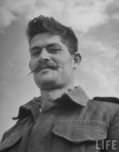 Haganah member. Tel Aviv, Israel. 1948