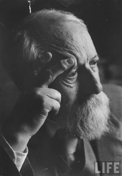 Martin Buber (now we know who took the famous photo)