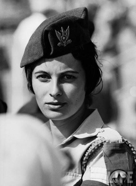 Berlin-born Ruth Leiber