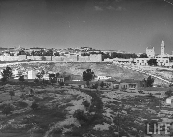 Old City of Jersusalem