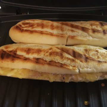 Grilled Tuna Melt Sandwich Recipes