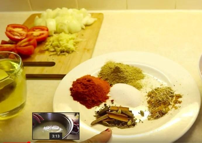 Authentic Mutton Biryani Recipe