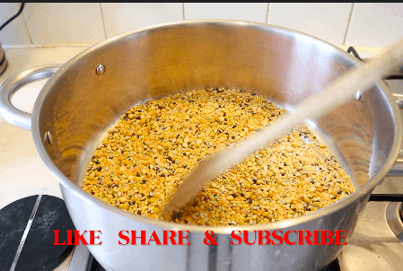 Cooking Red Lentils And Rice Together