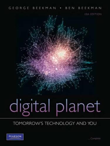 Digital Planet, 10th edition cover