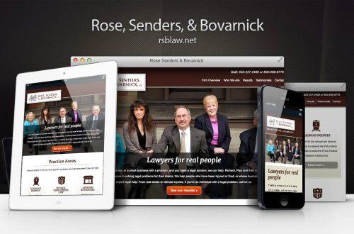 Rsblaw Responsive Showcase