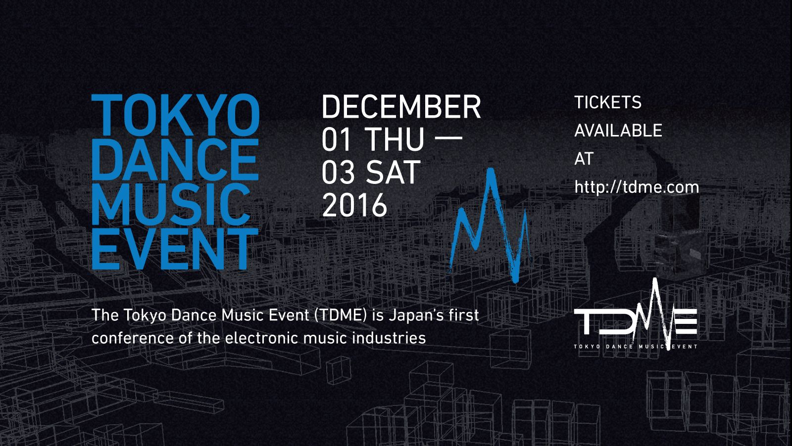 The Japanese Music Market and Tokyo Dance Music Event