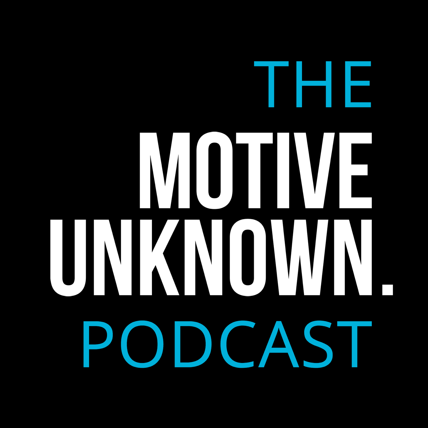 Podcast Pick: Motive Unknown