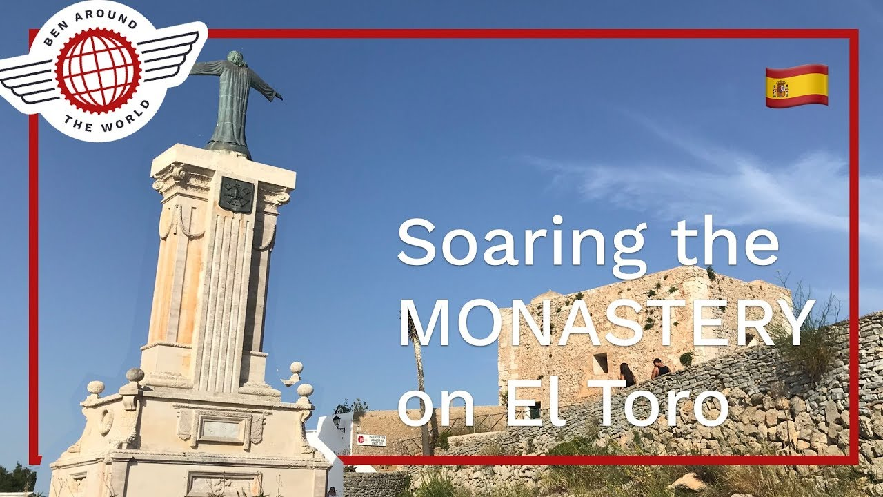 Soaring the MONASTERY on El Toro