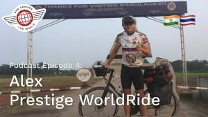 Chat with Alex – Prestige WorldRide – Ben Around the World Podcast: Episode 4