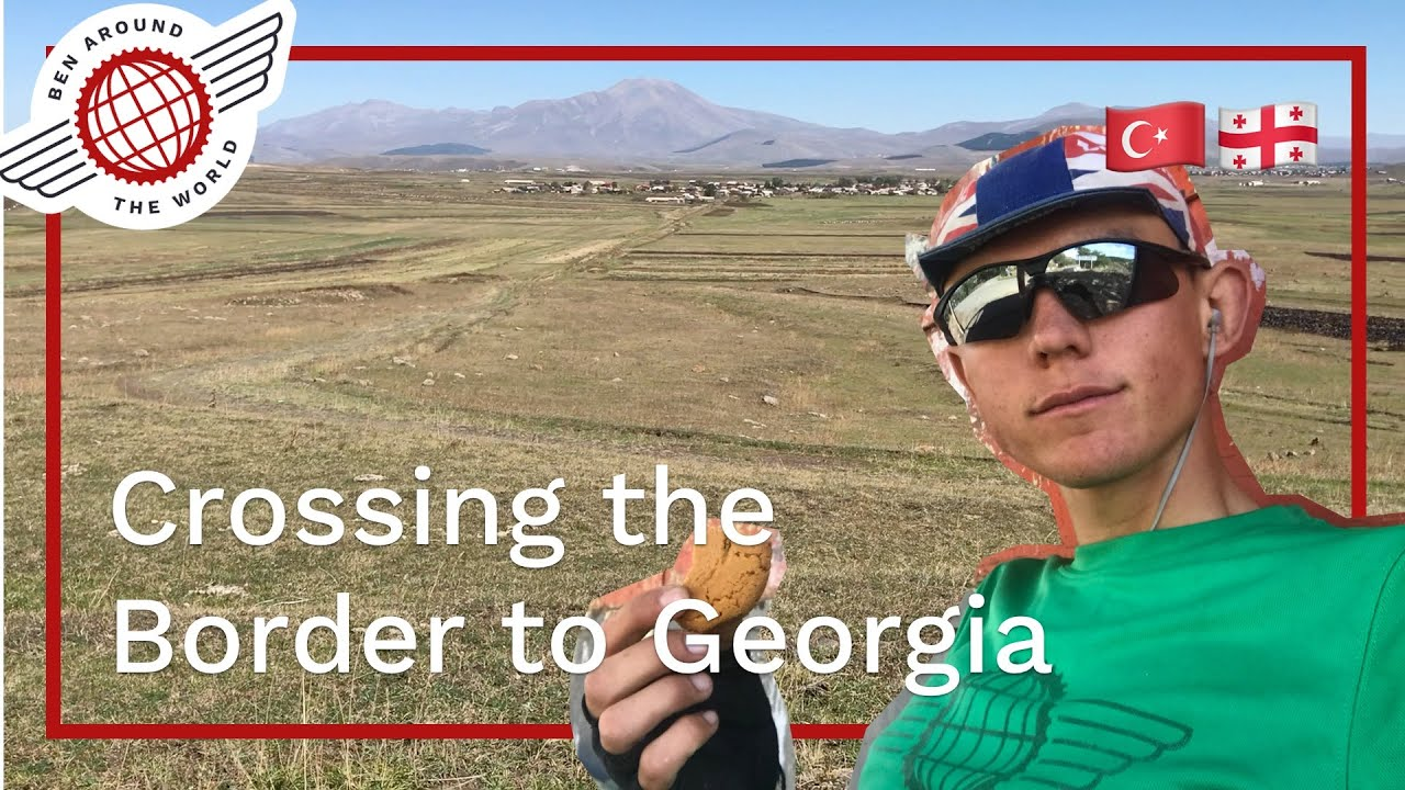 Bikepacking across the Border to Georgia (The Country)