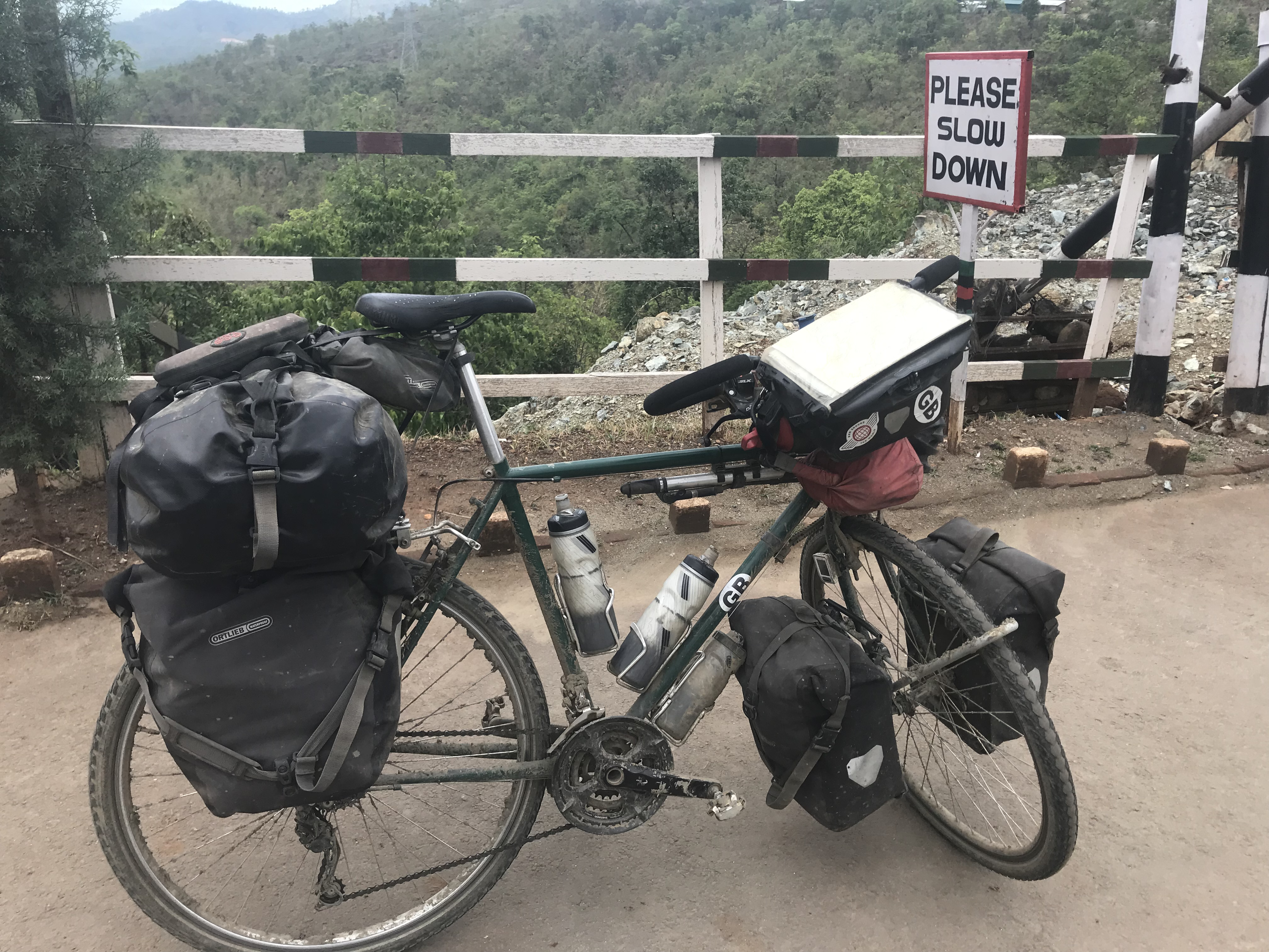 Crossing into Myanmar Part I – Ben Around the World Diary – Day 118 – 4 June 2019
