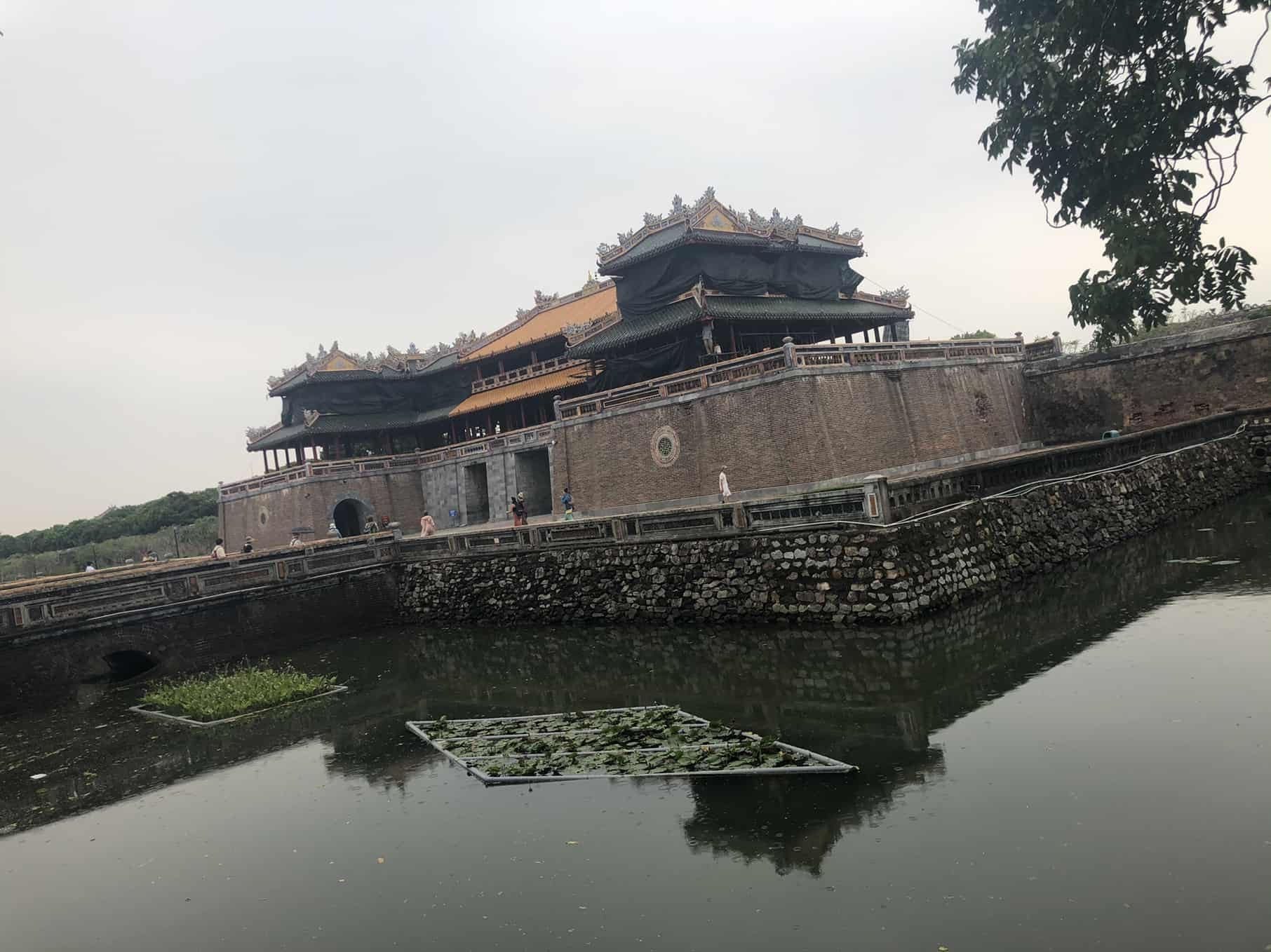 Hue Imperial Palace – Ben Around the World Diary – Day 149 – 14th November 2019