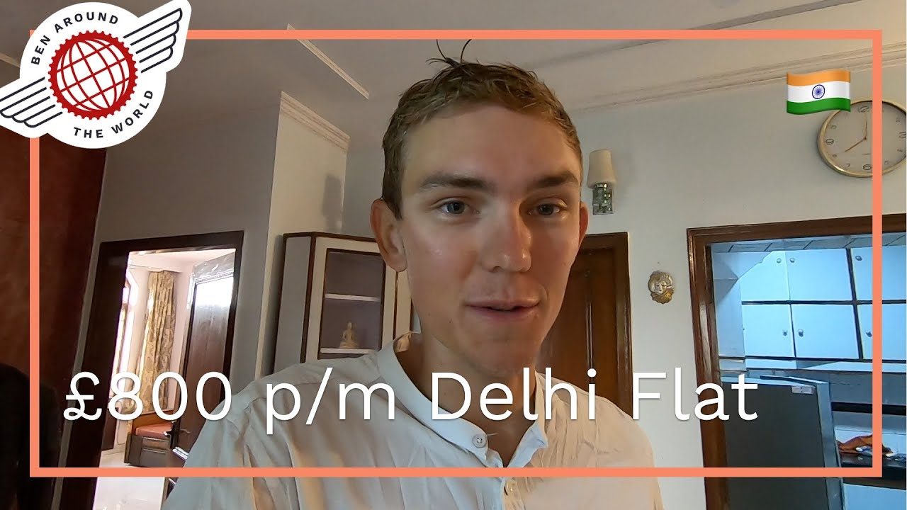 Digital Nomad Life – What £800 per Month Get's You in Delhi