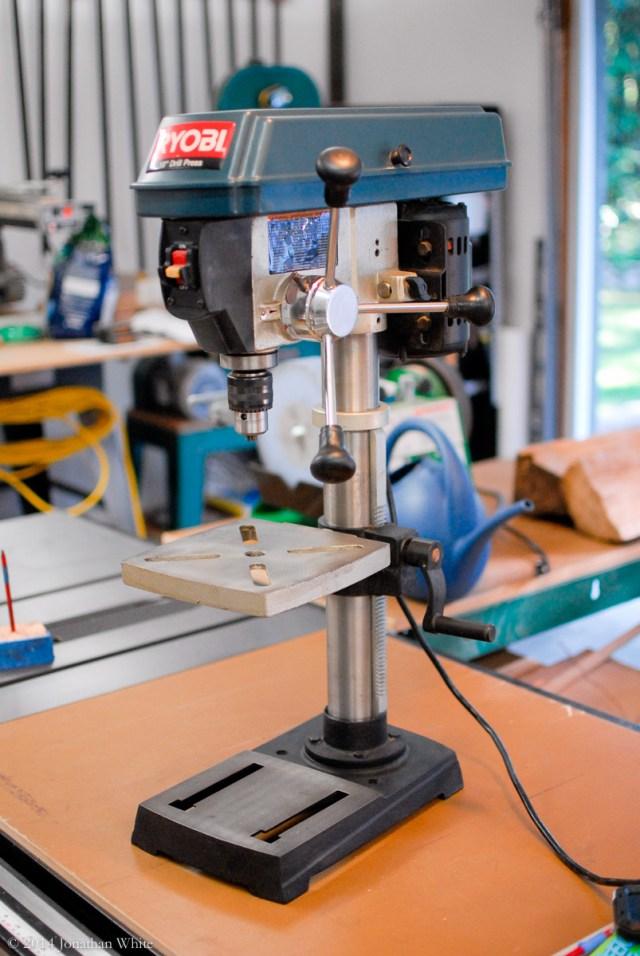 My old Ryobi Drill Press