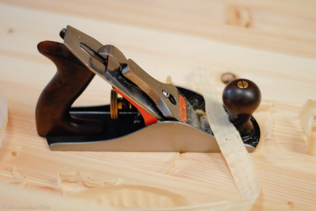 My Stanley No. 4, Type 15 smoothing plane from 1931.