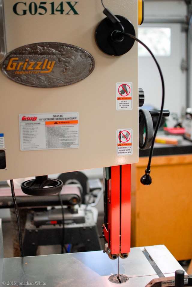 A perfect addition to the bandsaw.