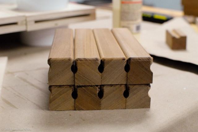 I made 8 handles.