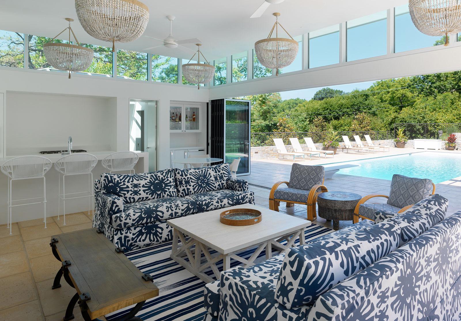 Hyde Park Pool House