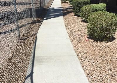 Sidewalk Retrofit
