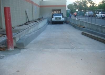 Adding Loading Ramp