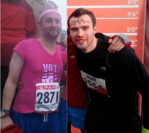 Roger & Andy marathon