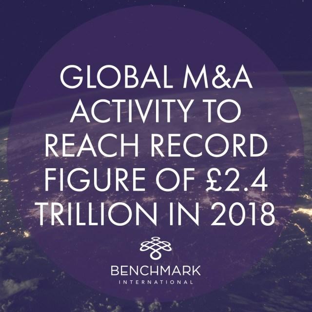 Global M&A bottom