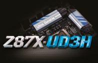 Gigabyte Z87X-UD3H – Vista previa