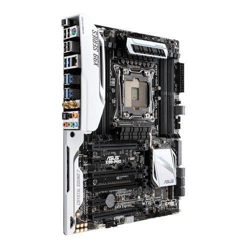 ASUS lanza la nueva placa base X99-Pro para el socket 2011-3