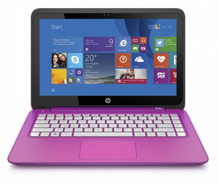 HP sigue apostando con Microsoft por los portátiles de bajo coste