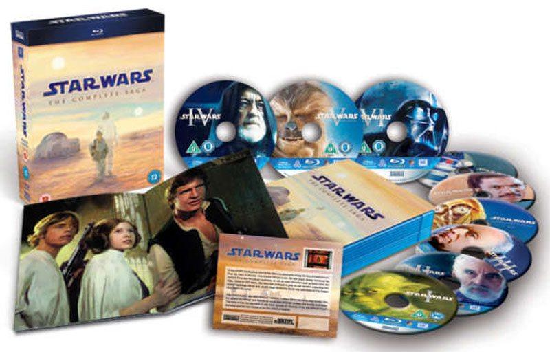 Star Wars: Saga Completa