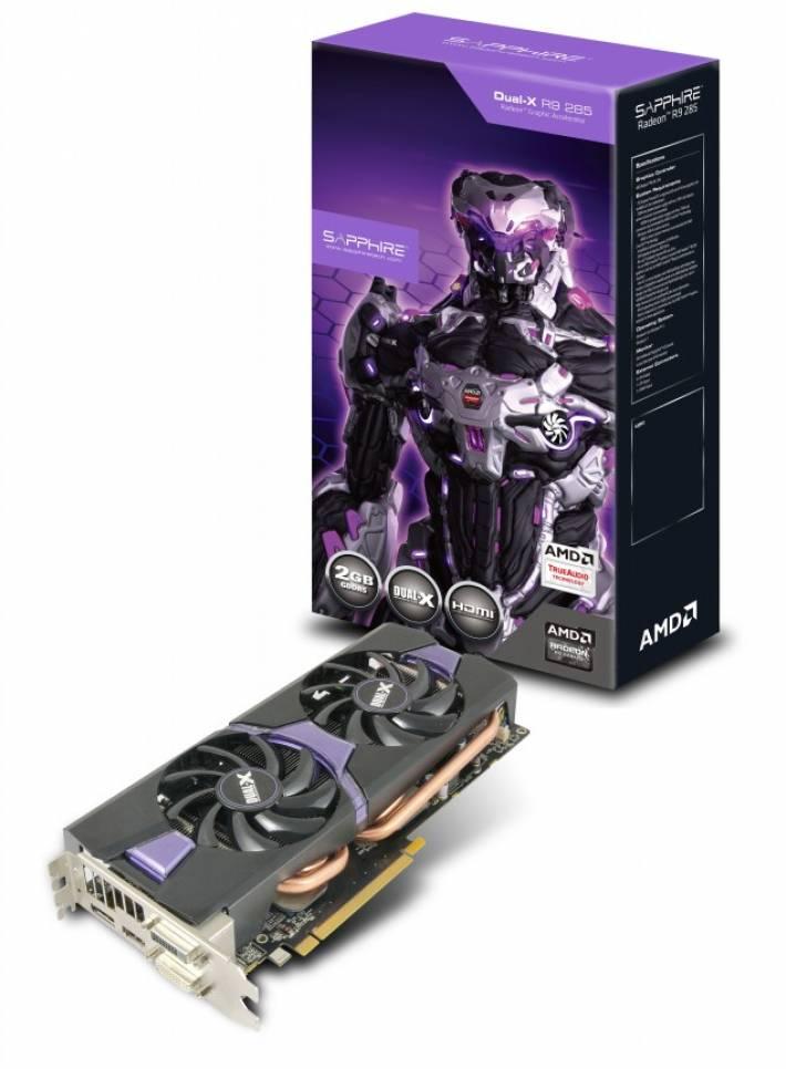 Sapphire filtra 6 variantes de la nueva AMD Radeon R9 285 Tonga Pro