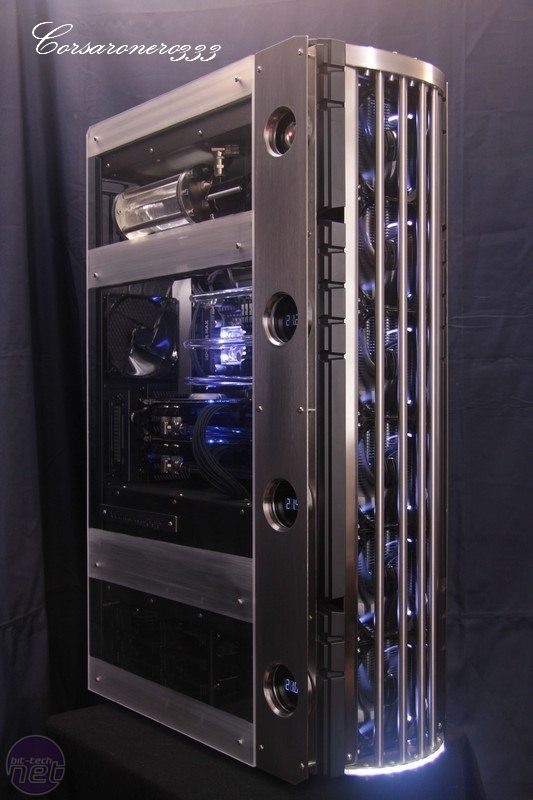 Bit-Tech MOTY 2014 - The Black Dream por Corsaronero333