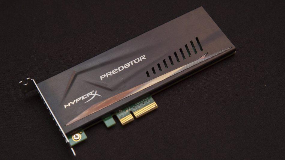 HyperX lanza su nueva SSD PCIe de Alto Rendimiento